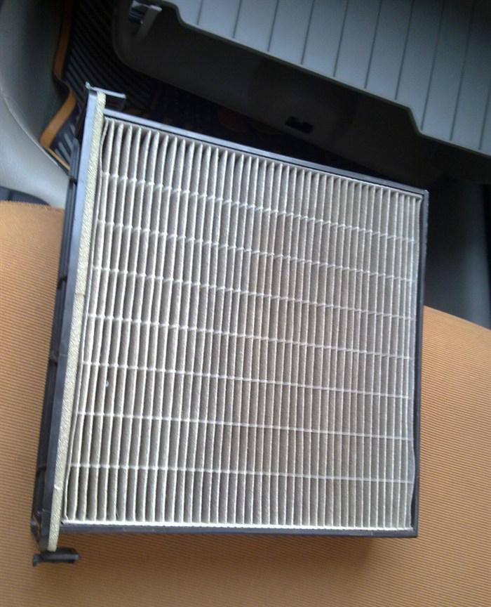 本田锋范/飞度空滤和空调滤的更换