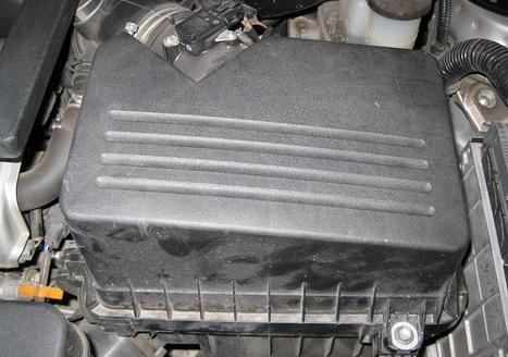 丰田凯美瑞空滤和空调滤更换
